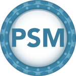 Professional Scrum Master badge